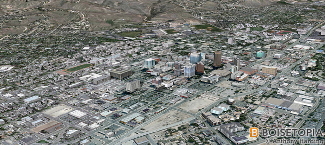Envisioning a future Boise…