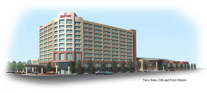Ruminations on a New Downtown Hotel: Part I
