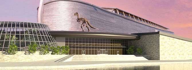 Vision for a Creationist Natural History Museum in Boise